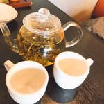 シノワーズ - 開花茶