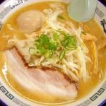 鈴木食堂 - 味玉味噌ラーメン