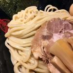 三田製麺所 - つけ麺接写。