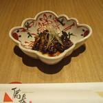 Unagihitsumabushibinchou - 肝焼き