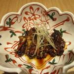 Unagihitsumabushibinchou - 肝焼き(アップ)