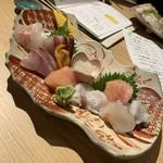 魚吟 新富町 -
