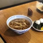 ウエストうどん - 料理写真: