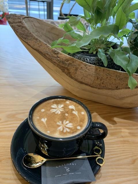 シャルマン カフェ