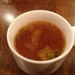 ジェントリー - ランチスープ