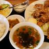 百老亭 - 料理写真:松本山賊焼定食