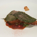 ラ クレリエール - 白身魚の揚げ物