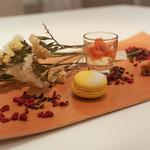 ラ クレリエール - 茶菓子