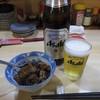かんてき - 料理写真:瓶ビールとお通し