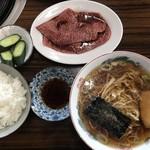 雷門 - 料理写真:ミスジ定食