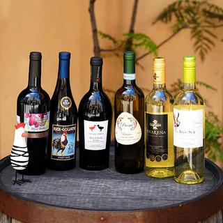 自然派BIOワイン&樽詰スパークリング♪