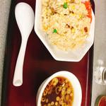 ラーメンきむら - 料理写真:チャーハン