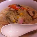 リンガーハット - ちゃんぽん麺(麺2倍)