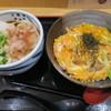 うどん和匠 - 料理写真:木の葉丼セット