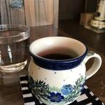 自家焙煎コーヒーcafe・すいらて - コーヒーは当然ブラックで(2019.4.19)