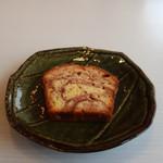 ソール エト アルボル - 料理写真:苺のパウンドケーキ