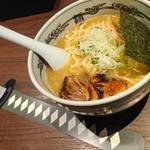 麺屋武蔵 神山 -