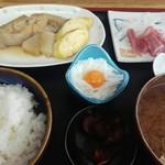 沼館食堂 - 料理写真: