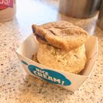 クッキータイム - ミニクッキードウサンド(500円)