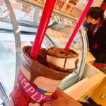 クッキータイム - チョコレートスモアシェイク(1,000円)
