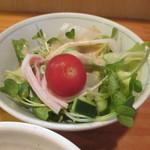 釜めし つかさ - サラダ