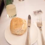 Escada - 焼きたてなら美味そうだけどパサパサのパン