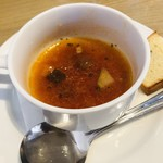 トラットリア サンマルノ - 料理写真:スープ