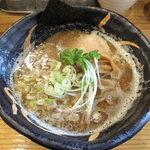 麺屋 蝉 - 料理写真:にぼしらーめん