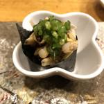 銀貨一枚 - 煮アサリ