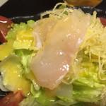 相模屋 - 【サラダ】カルパッチョが隠れてました♪