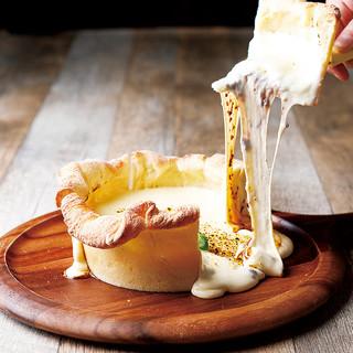 チーズに溺れたい♪チーズ好きを虜にする極上のチーズ料理!