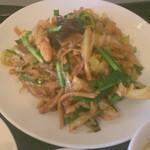 106047420 - 牛肉ニラ野菜炒め