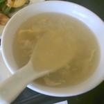 106047423 - セットのスープ