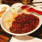 mimmin - ジャージャー麺(820円)