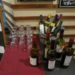 106052454 - ワインビュッフェは10種類(2019年4月)