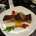 松乃寿し - お魚のムニエル