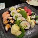 松乃寿し - やっぱりお寿司