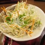 中華料理 龍騰 - サラダ