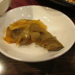 中華料理 龍騰 - 搾菜