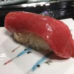 第三春美鮨 - シビマグロ 中トロ 200kg 腹下 熟成8日目 延縄漁 和歌山県那智勝浦