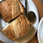 ビストロ カノン - チェイス魚  Aセット  パン選択