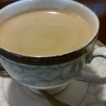珈琲屋らんぷ - ホットコーヒー