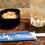 食事処・居酒屋 こまつ - 料理写真:お通し