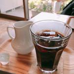 カフェ畑 Renge - アイスコーヒー