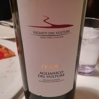 シシリヤ-赤ワイン