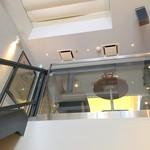 麻布珈琲 - 3階席