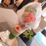 106068214 - 桜雲(パフェ)