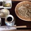 Sobadokoroichii - 料理写真:十割田舎蕎麦です。