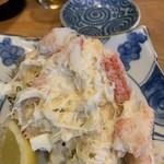 Kanemasu - 毛蟹サラダ アップ