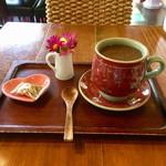 青鶴洞 - ナツメ茶